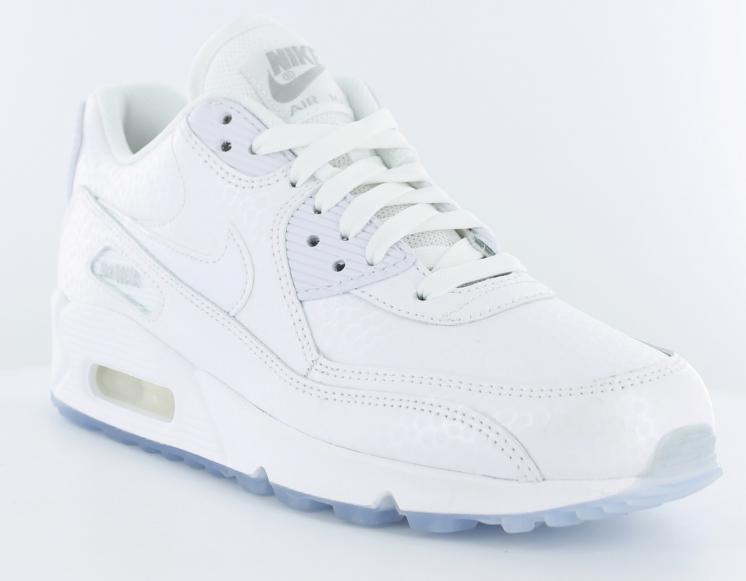 timeless design b3bf4 98e47 Chaussures Acheter Nike Air Max 90 Femme Blanche M90F12