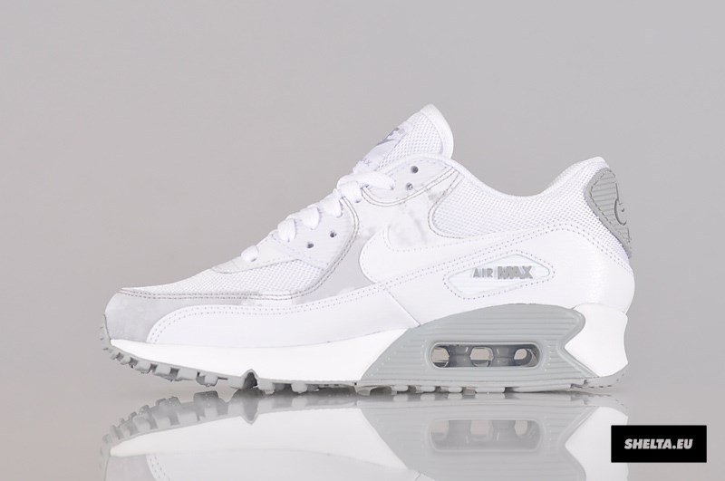 huge selection of 2cd9c 75cd2 Chaussures Acheter Nike Air Max 90 Femme Blanche M90F3