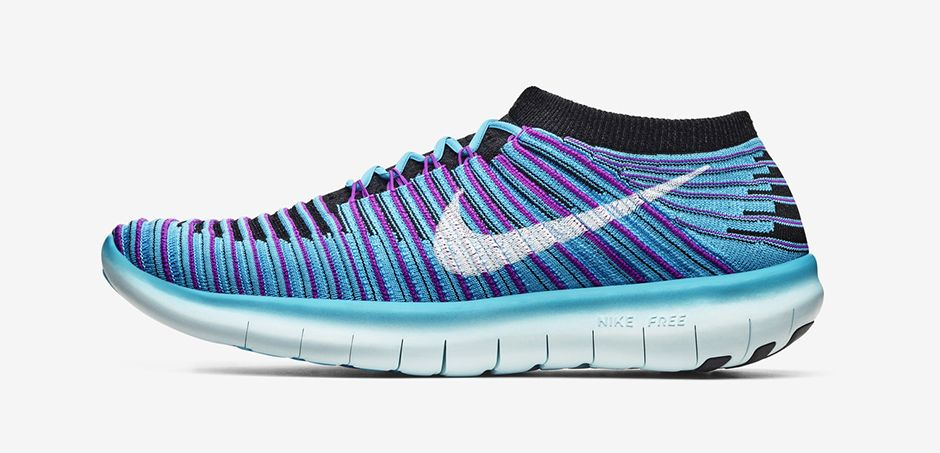 new style d3a5c 3076c Nike Free Rn Flyknit Femme NA09137
