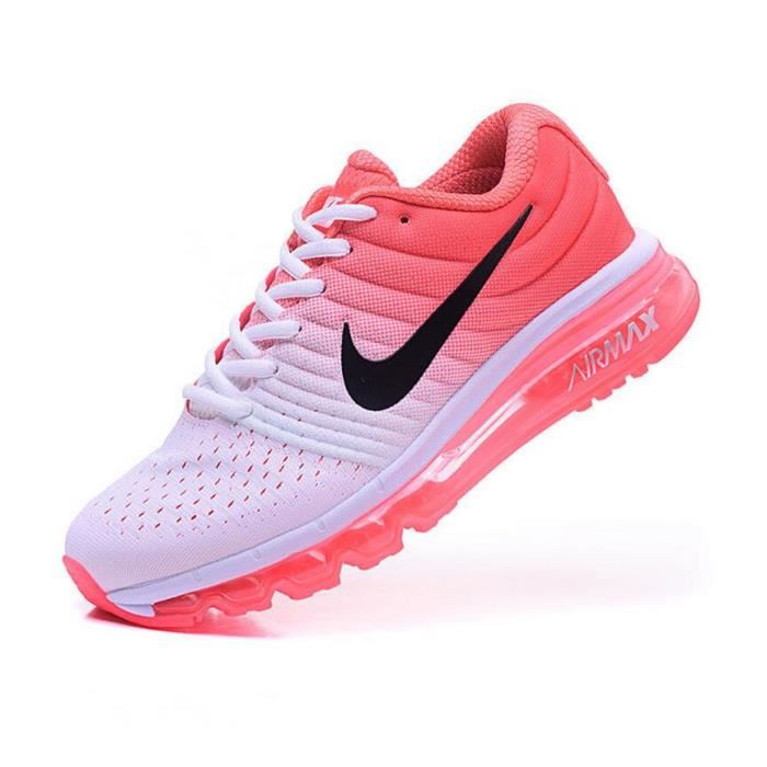 8df7f1508f0eee Chaussures Nouvelle Arrivée Nike Air Max 2017 Femme NAM201722