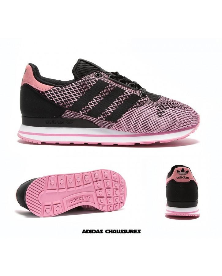 Adidas Zx 500 Femme Rose