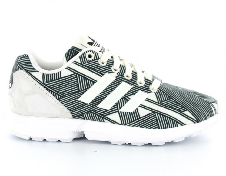 adidas zx flux grise