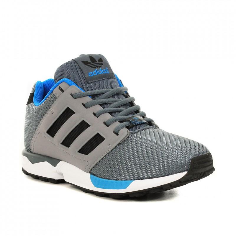 Adidas Zx Flux Homme Bleu Ju883