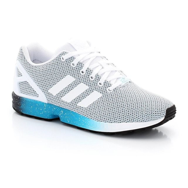 adidas zx flux blanc pas cher