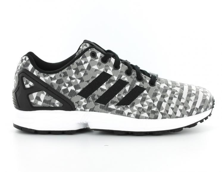 adidas zx flux leopard noir pas cher