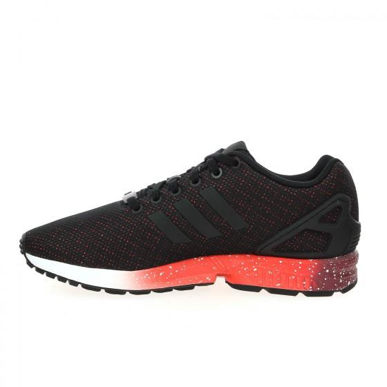 adidas zx flux noir rouge